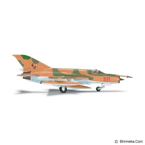 HERPA NVA/LSK JG-1, Mikoyan MiG-21MF [H556170] - Die Cast