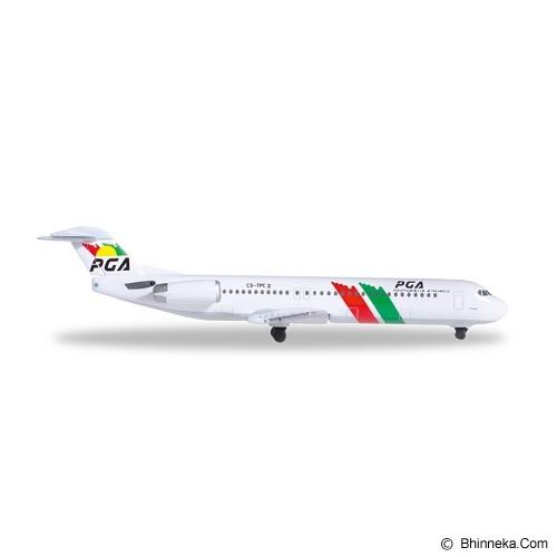 HERPA PGA Portugalia Airlines Fokker 100 [H527309] - Die Cast