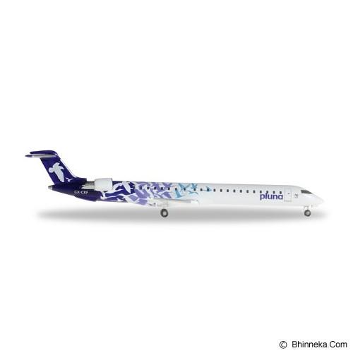 HERPA PLUNA Lineas Aereas Uruguayas Bombardier CRJ-900 [H527620] - Die Cast