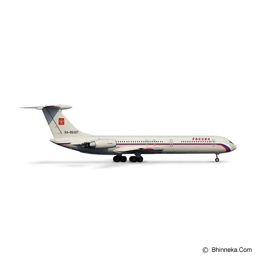 HERPA Rossiya Russian State Transport Company Ilyushin IL-62M [H518345] - Die Cast