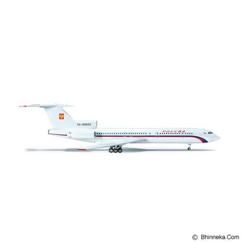 HERPA Rossiya Tupolev TU-154M [H555111] - Die Cast