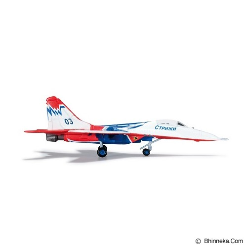 HERPA Russian Air Force Strizhi MiG-29 03 [H552233-001] - Die Cast