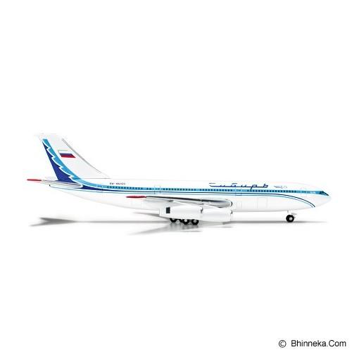HERPA Siberia Airlines Ilyushin IL-86 [H524131] - Die Cast