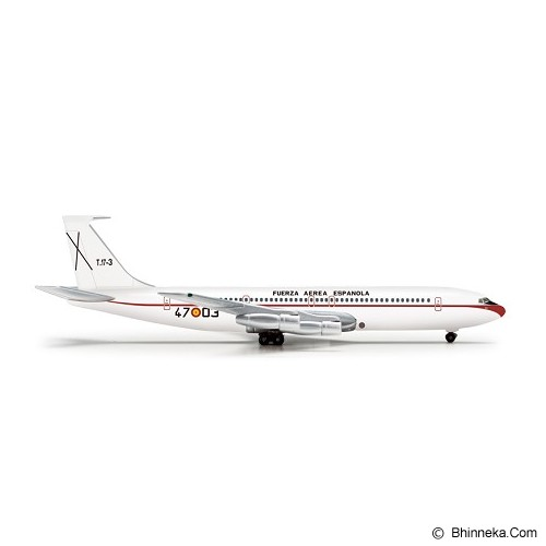 HERPA Spanish Air Force Boeing 707-300C 471 Escuadron [H518840] - Die Cast
