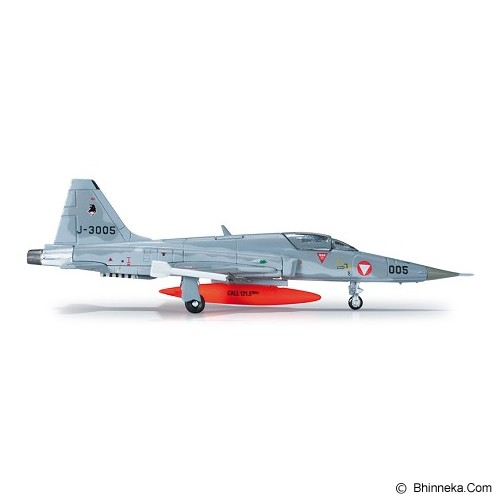 HERPA Austrian Air Force F-5E Tiger II Surveillance Squadron [H554831] - Die Cast