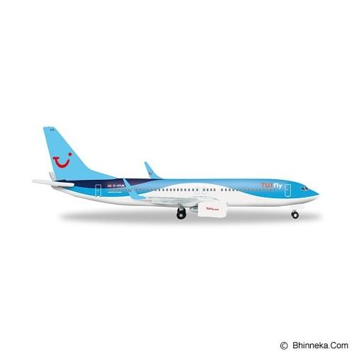 HERPA TUIFly Boeing 737-800 New 2014 Colors [H526692] - Die Cast