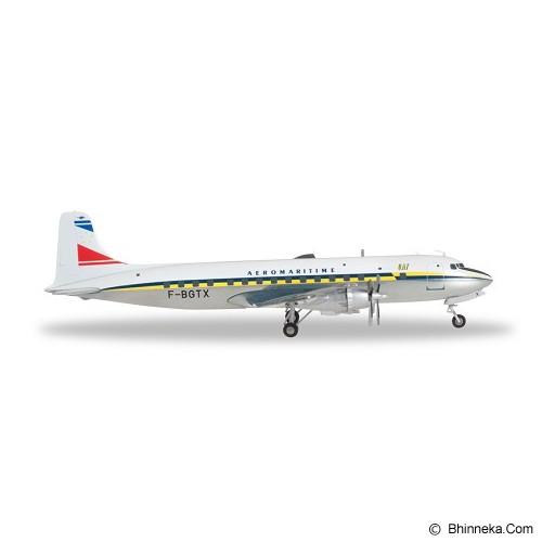 HERPA UAT Union Aeromaritime de Transport Douglas DC-6B [H556606] - Die Cast
