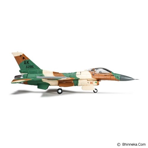 HERPA USAF 18th AS Flogger Color Scheme Lockheed Martin F-16C Fighting Falcon [H555579] - Die Cast