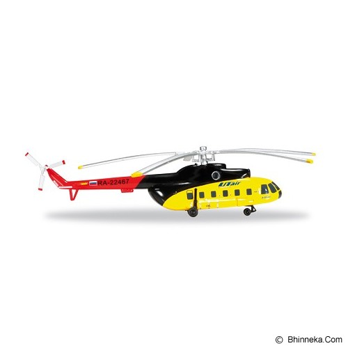 HERPA UT Air MIL Mi-8 [H555227] - Die Cast