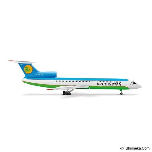 HERPA Uzbekistan Airways Tupolev TU-154M [H517669] - Die Cast