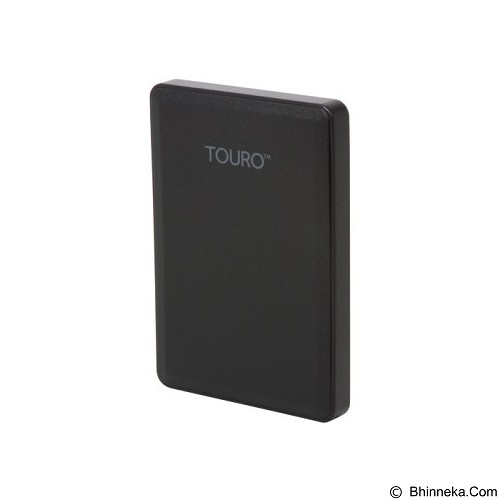 HGST Touro Mobile 500GB - Black (Merchant) - Hard Disk External 2.5 Inch
