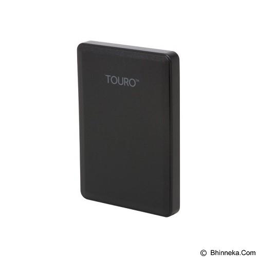 HGST Touro Mobile 500GB - Black (Merchant) - Hard Disk External 2.5 Inch