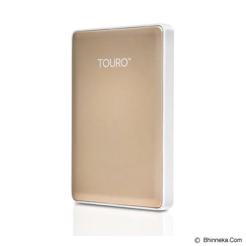 HGST Touro S 1TB [0S03755] - Gold - Hard Disk External 2.5 inch