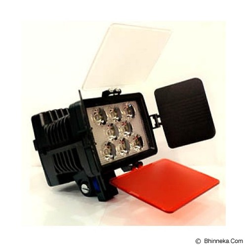 HI RICE Professional Video Light [HR-5800A] - Lighting Bulb and Lamp