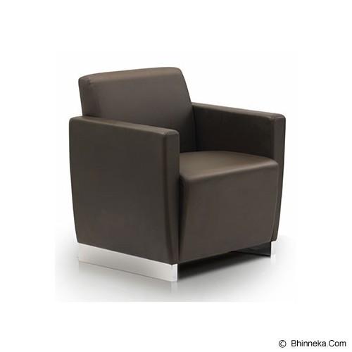 HIGH POINT Bristol 1 Seater [SFB10001] - Kursi Sofa
