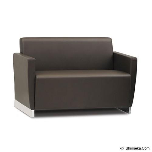 HIGH POINT Bristol 2 Seater [SFB10002] - Kursi Sofa