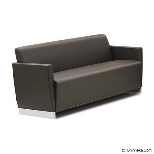 HIGH POINT Bristol 3 Seater [SFB10003] - Kursi Sofa