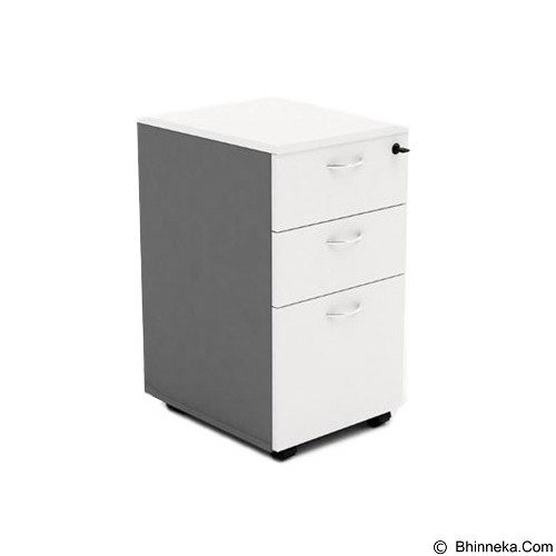 HIGH POINT 2 Laci & Filling [MBG14070] - Grey - Drawer