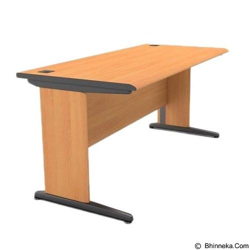 HIGH POINT Office/Computer Desk Five [HOD5056] - Cherry - Meja Komputer