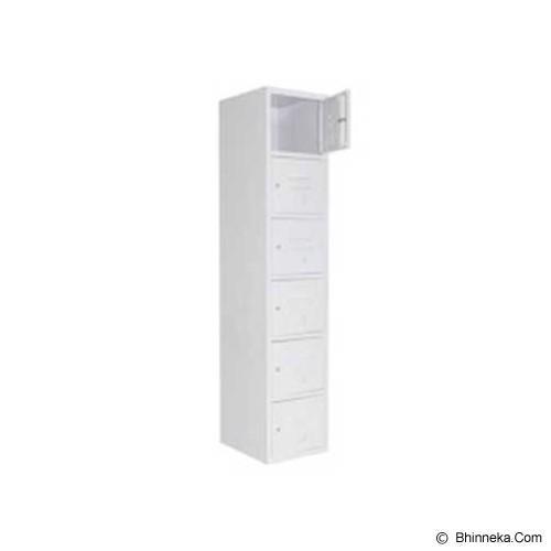 HIGH POINT Locker 6 Door [AISL6] - Filing Cabinet / Lemari Arsip