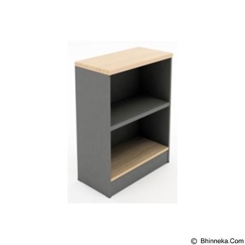 HIGH POINT Lemari Arsip Pendek [SON17975] - Cappucino - Filing Cabinet / Lemari Arsip