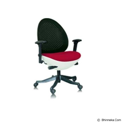 HIGH POINT Office Chair Ovo [A667WYJA66VBR] - Kursi Kantor