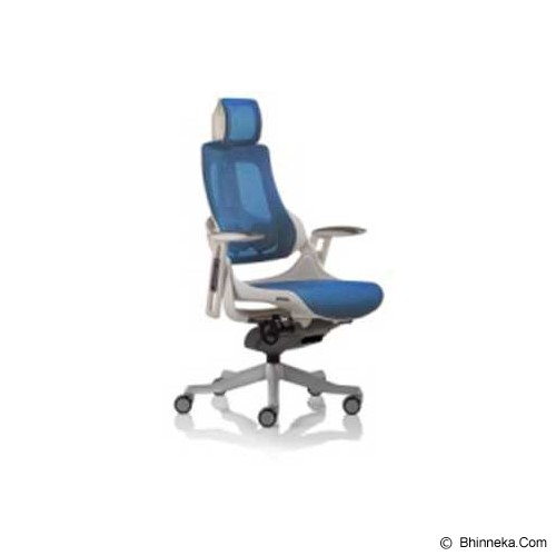 HIGH POINT Office Chair Wau [A609MBG62VGM] - Kursi Kantor