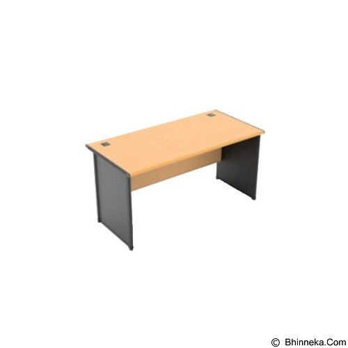 HIGH POINT One Office Desk 140 [OD034] - Meja Kantor