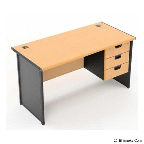 HIGH POINT Office Desk [OD038-PD133] - Meja Kantor