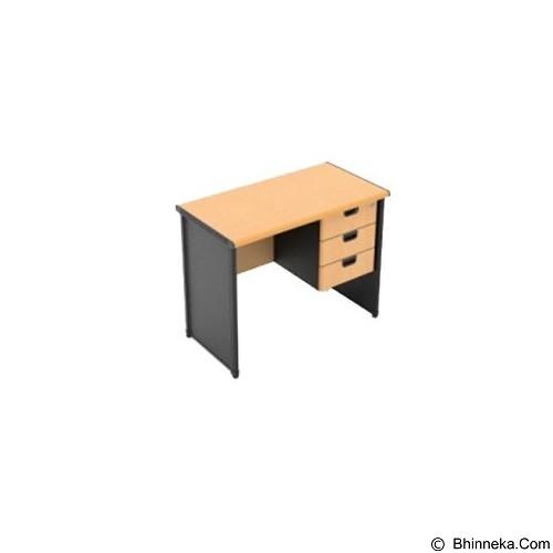 HIGH POINT Office Desk One Clerical [OD300] - Meja Kantor