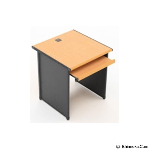 HIGH POINT One Computer Desk [CD300] - Beech - Meja Komputer