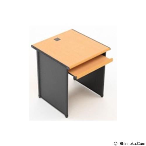 HIGH POINT Office/Computer Desk [CD300] - Beech - Meja Komputer