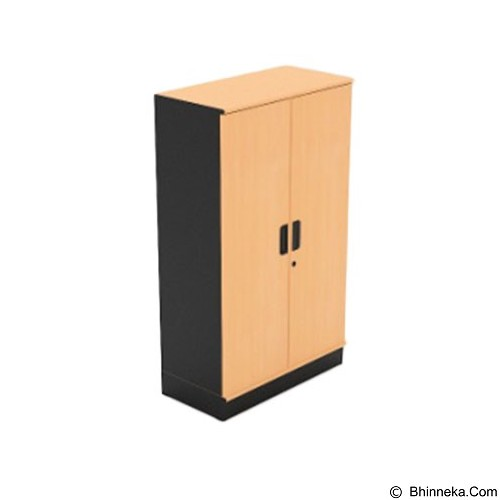 HIGH POINT One High Swing Door Cabinet With Base [ST331A] - Filing Cabinet / Lemari Arsip