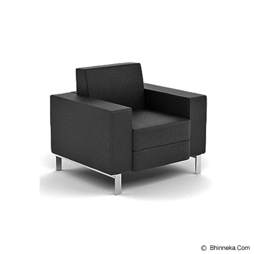 HIGH POINT Preston 1 Seater [SF03011] - Kursi Sofa