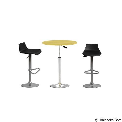 HIGH POINT Set Meja Resto [MonzaP00-05-00-00] - Meja Restoran