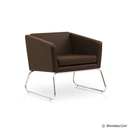 HIGH POINT Sheffield 1 Seater [SFS10001] - Kursi Sofa