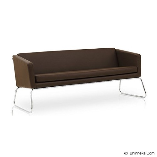 HIGH POINT Sheffield 2 Seater [SFS10002] - Kursi Sofa