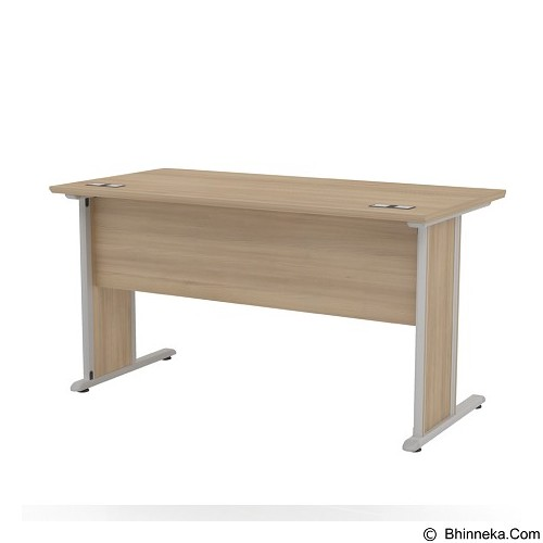HIGH POINT Six Office/Computer Desk [OD6110-00-1470-68] - Cappucino
