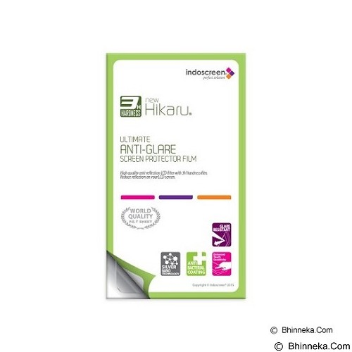 NEW HIKARU Anti Gores Anti Glare for BlackBerry Classic - Clear (Merchant) - Screen Protector Handphone