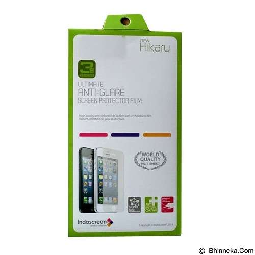 NEW HIKARU Anti Gores For Andromax i3S [HKR0157] - Clear (Merchant) - Screen Protector Handphone