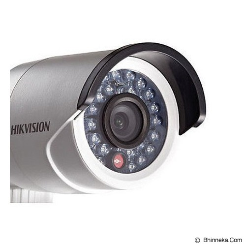 HIKVISION IP Camera 1.0 MP 4mm [DS-2CD1002-I] - White - Ip Camera