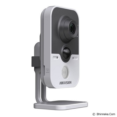 HIKVISION IR Cube Network Camera [DS-2CD1410F-I W] - Ip Camera