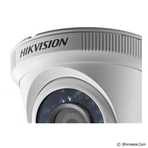 HIKVISION Medusa Camera Analog 3.6MM [DS-2CE55A2P-IRP] - White - Cctv Camera