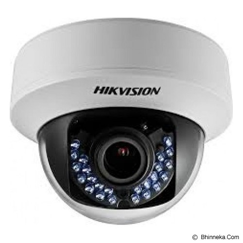 HIKVISION Medusa Camera IP 2.8mm-12mm [DS-2CD2720F-IS] - White - Ip Camera