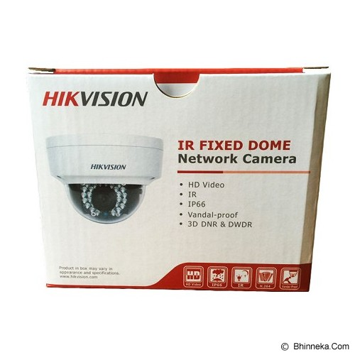 HIKVISION Medusa Camera IP 4mm [DS-2CD2120F-I] - Ip Camera