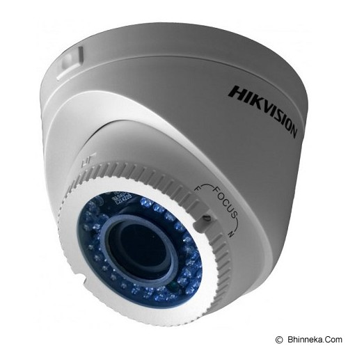 HIKVISION Medusa Camera Turbo HD 2.8-12MM [DS-2CE56C2T-VFIR3] - Cctv Camera