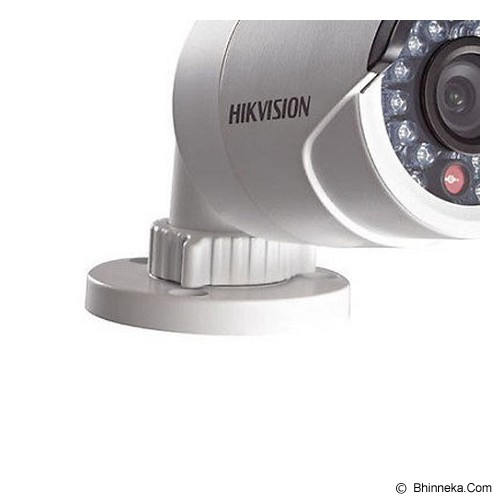 HIKVISION Medusa Camera Turbo HD 3.6MM [DS-2CE16C0T-IR] - Cctv Camera