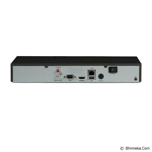 HIKVISION Medusa NVR [DS-7604NI-E1] - Black - Cctv Accessory