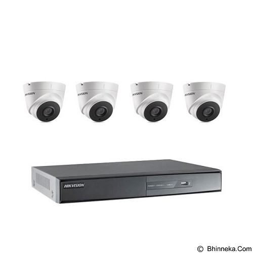 HIKVISION SMART TURBO HD 1080p [IO40] (Merchant) - Cctv Camera