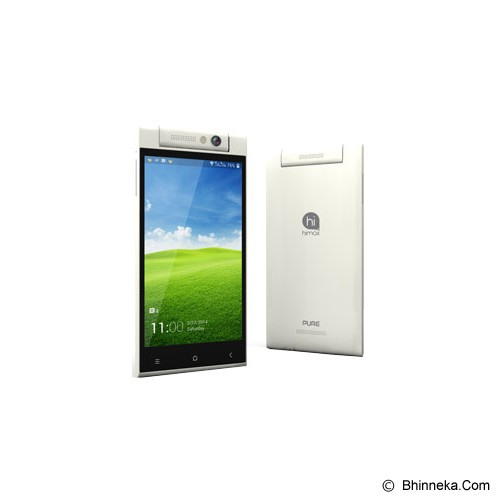 HIMAX Pure III - Pearl White - Smart Phone Android